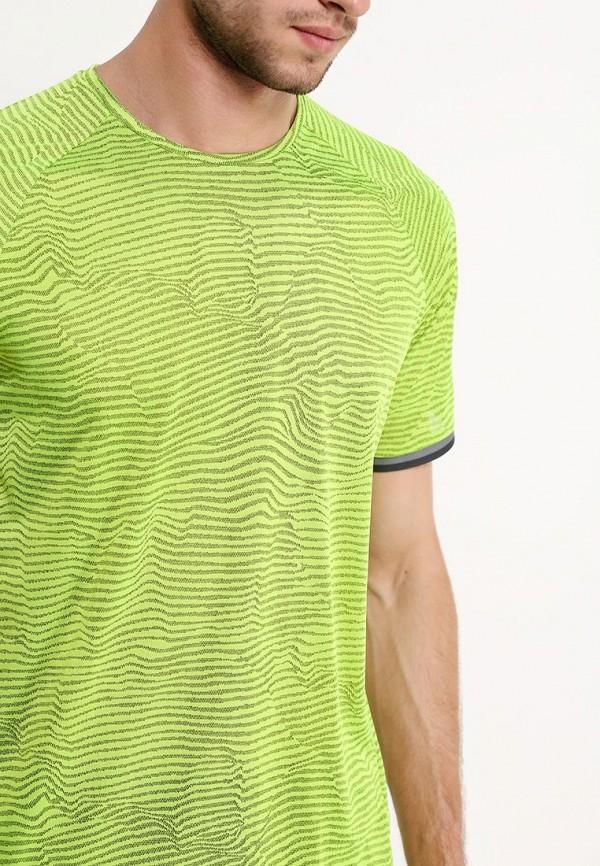 Спортивная футболка Adidas Performance (Адидас Перфоманс) AA0881: изображение 2