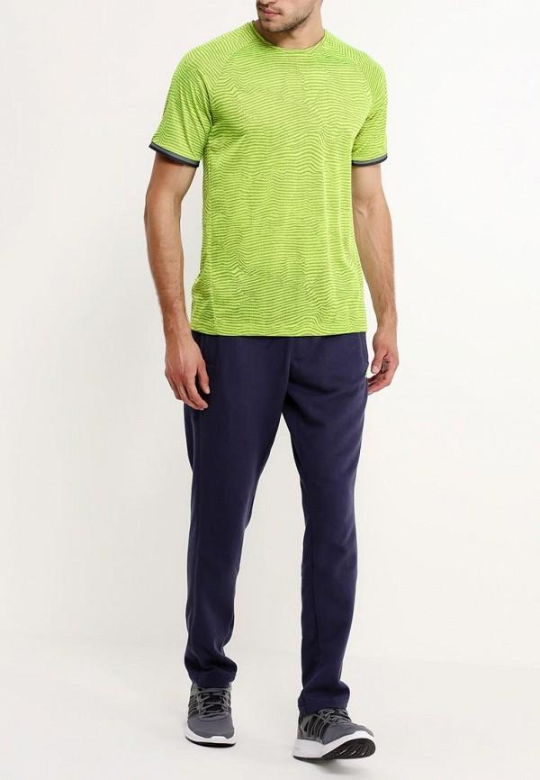 Спортивная футболка Adidas Performance (Адидас Перфоманс) AA0881: изображение 3