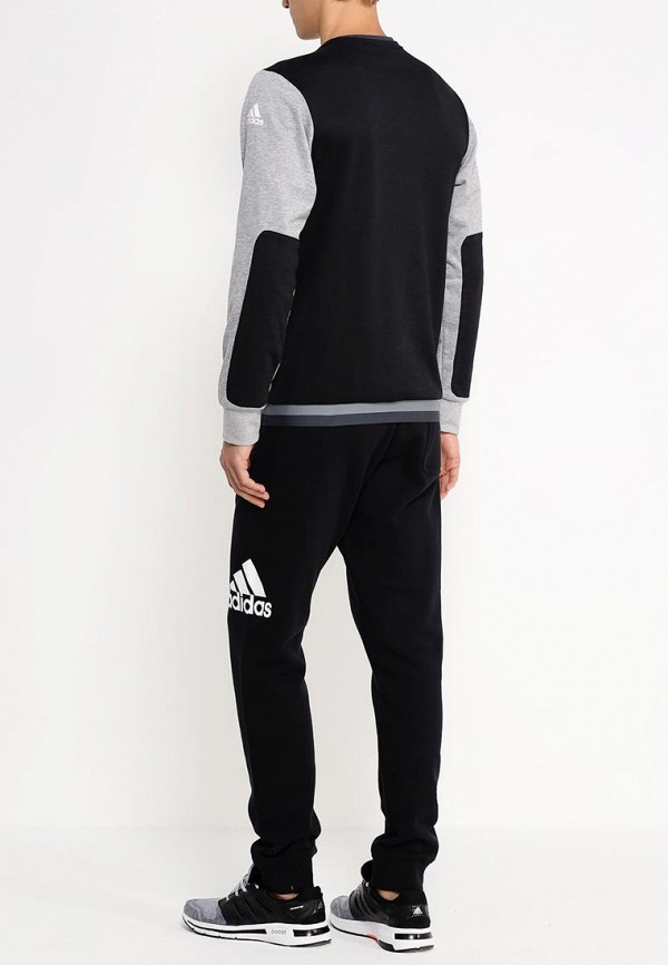 Толстовка Adidas Performance (Адидас Перфоманс) AA0894: изображение 4