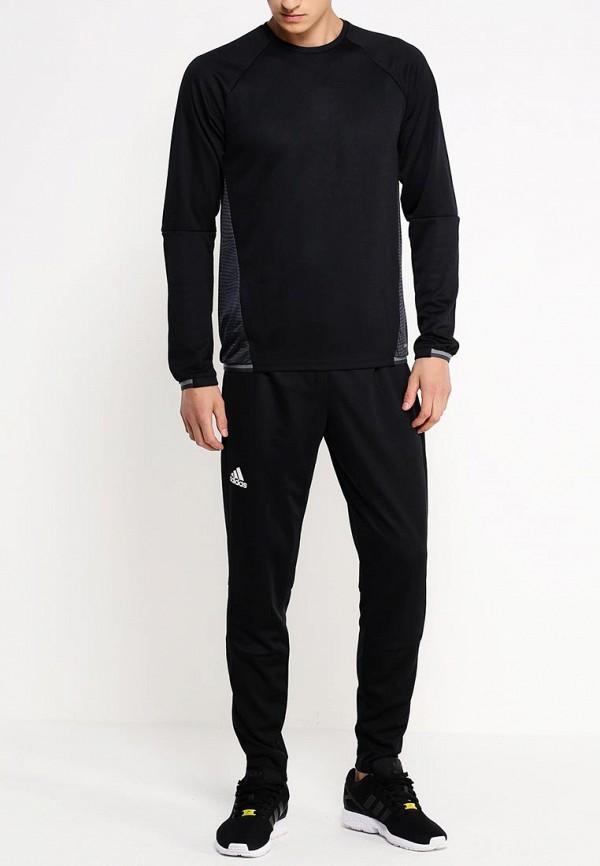 Мужские спортивные брюки Adidas Performance (Адидас Перфоманс) AA0908: изображение 3