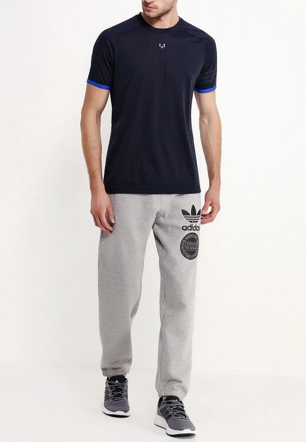 Спортивная футболка Adidas Performance (Адидас Перфоманс) AA0934: изображение 3