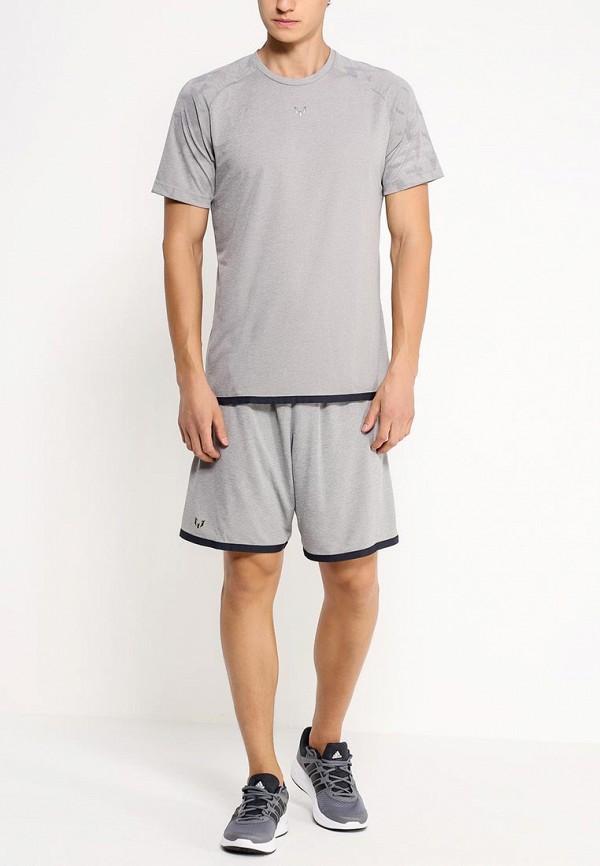 Спортивная футболка Adidas Performance (Адидас Перфоманс) AA0936: изображение 4