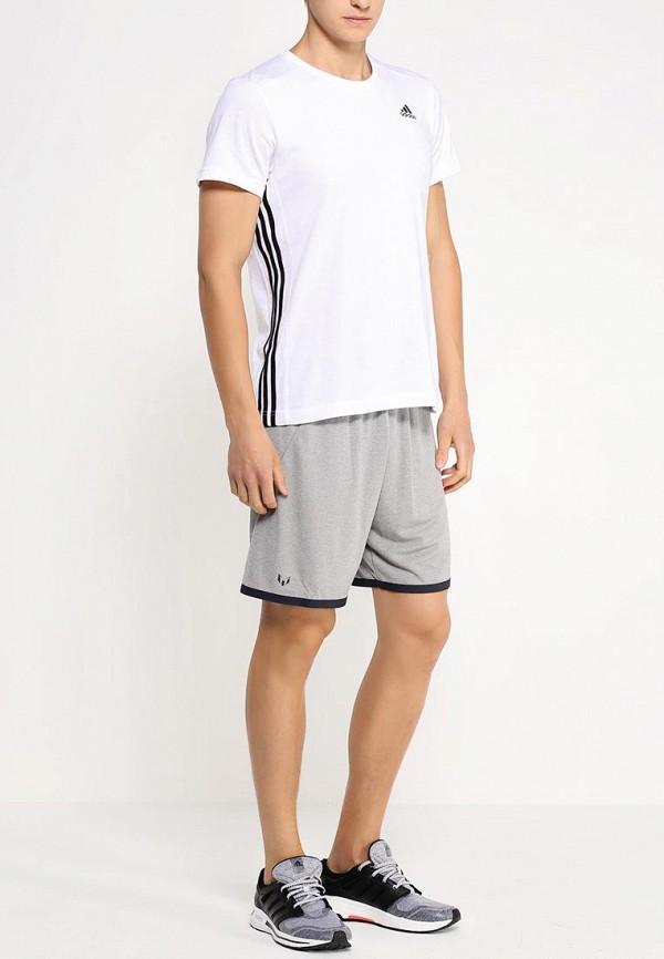 Мужские спортивные шорты Adidas Performance (Адидас Перфоманс) AA0937: изображение 3