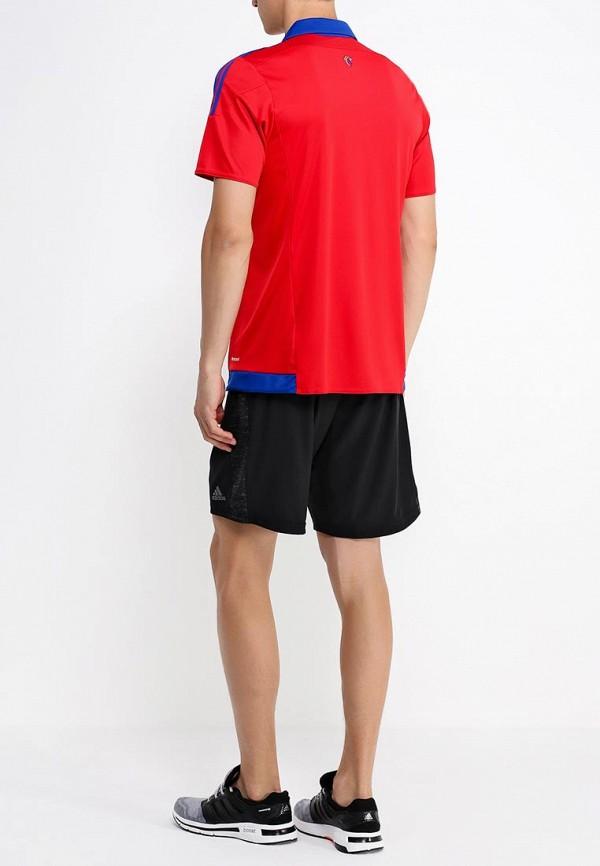 Спортивная футболка Adidas Performance (Адидас Перфоманс) AA1334: изображение 4
