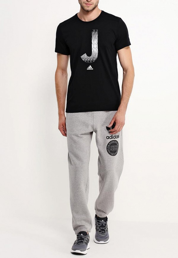 Спортивная футболка Adidas Performance (Адидас Перфоманс) AA1760: изображение 3