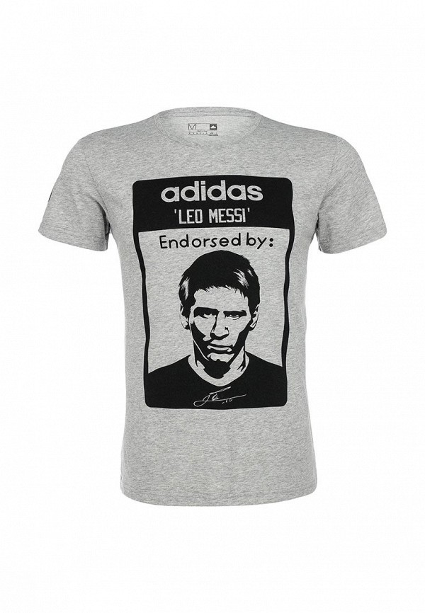 Спортивная футболка Adidas Performance (Адидас Перфоманс) AA3996: изображение 1