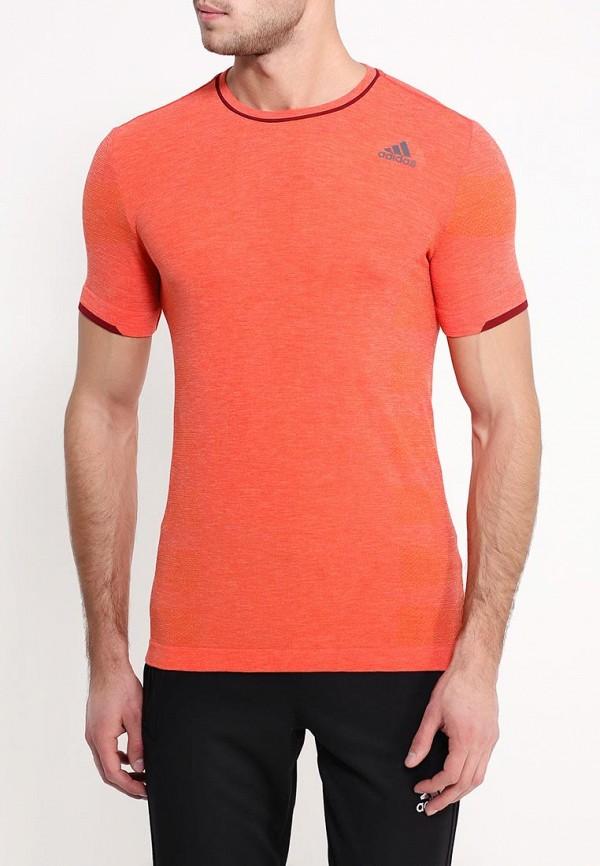 Спортивная футболка Adidas Performance (Адидас Перфоманс) AA5652: изображение 3
