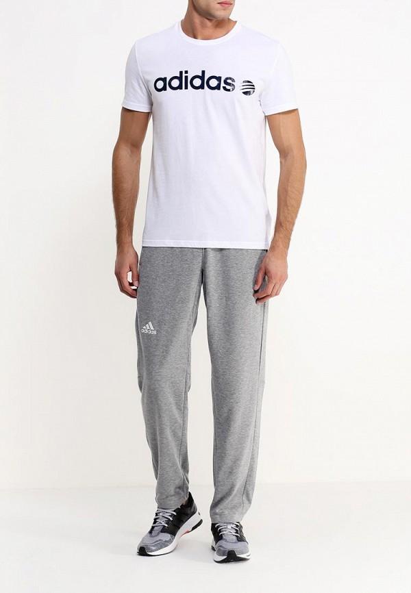 Мужские спортивные брюки Adidas Performance (Адидас Перфоманс) AA6809: изображение 2