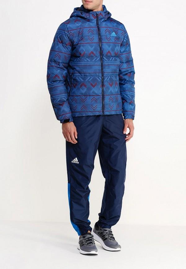 Мужские спортивные брюки Adidas Performance (Адидас Перфоманс) AA6822: изображение 2