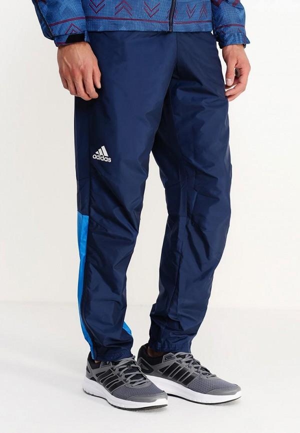 Мужские спортивные брюки Adidas Performance (Адидас Перфоманс) AA6822: изображение 3