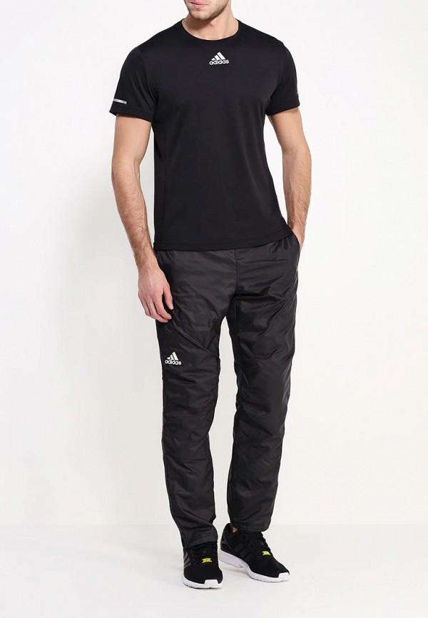Мужские утепленные брюки Adidas Performance (Адидас Перфоманс) AA6838: изображение 2