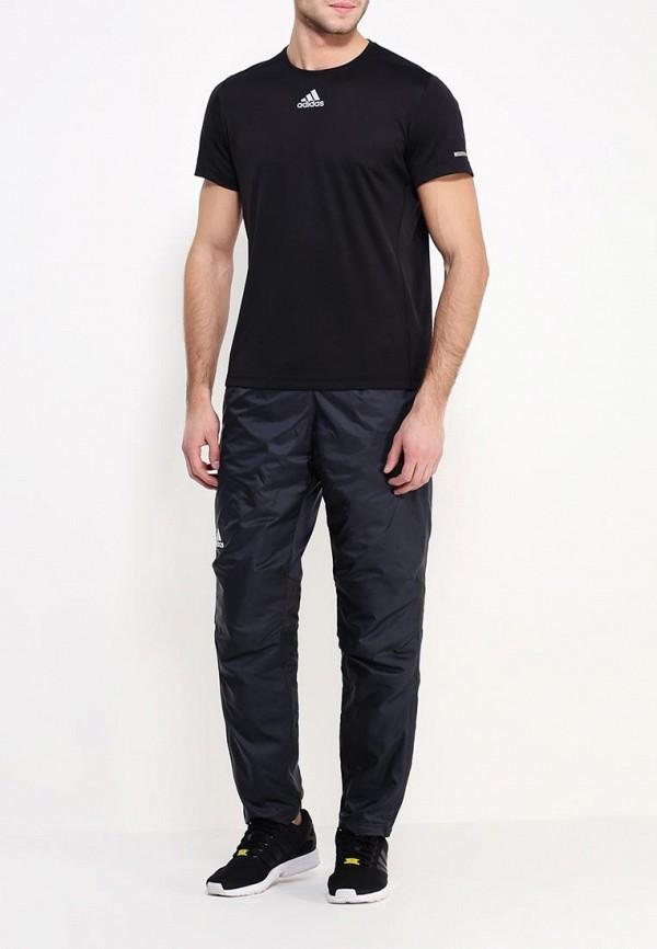 Мужские утепленные брюки Adidas Performance (Адидас Перфоманс) AA6839: изображение 2