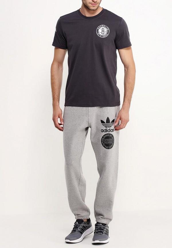 Спортивная футболка Adidas Performance (Адидас Перфоманс) AA7672: изображение 3