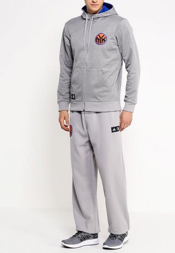 Мужские спортивные брюки Adidas Performance (Адидас Перфоманс) AA7688: изображение 3