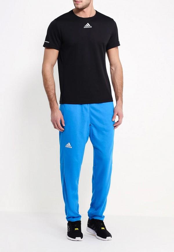 Мужские спортивные брюки Adidas Performance (Адидас Перфоманс) AB6053: изображение 2