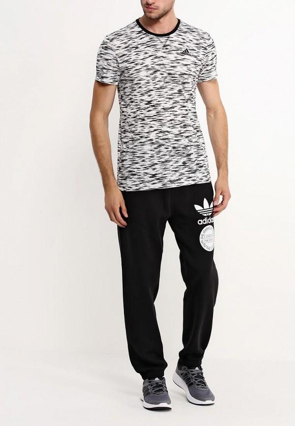 Спортивная футболка Adidas Performance (Адидас Перфоманс) AB6296: изображение 3