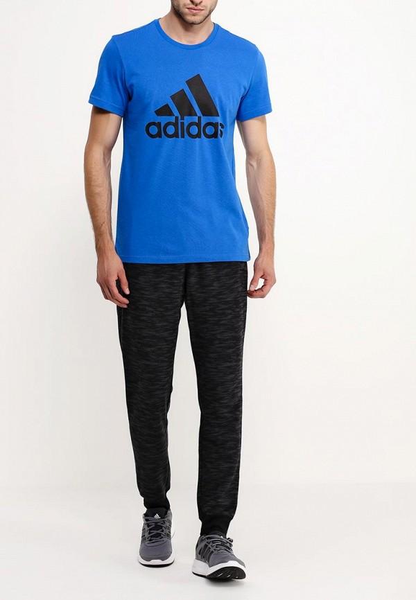 Мужские спортивные брюки Adidas Performance (Адидас Перфоманс) AB6300: изображение 3