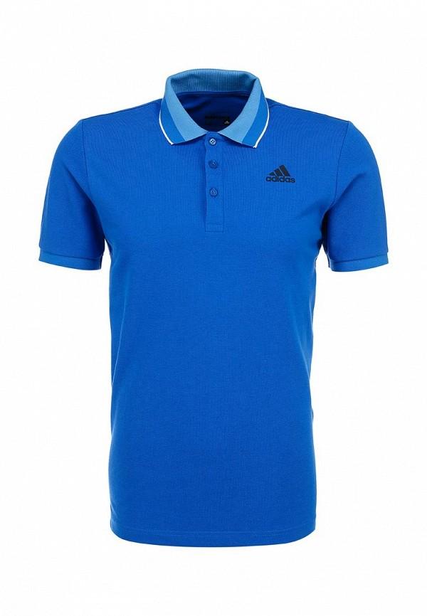 Спортивная футболка Adidas Performance (Адидас Перфоманс) AB6348: изображение 1