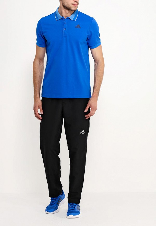 Спортивная футболка Adidas Performance (Адидас Перфоманс) AB6348: изображение 3
