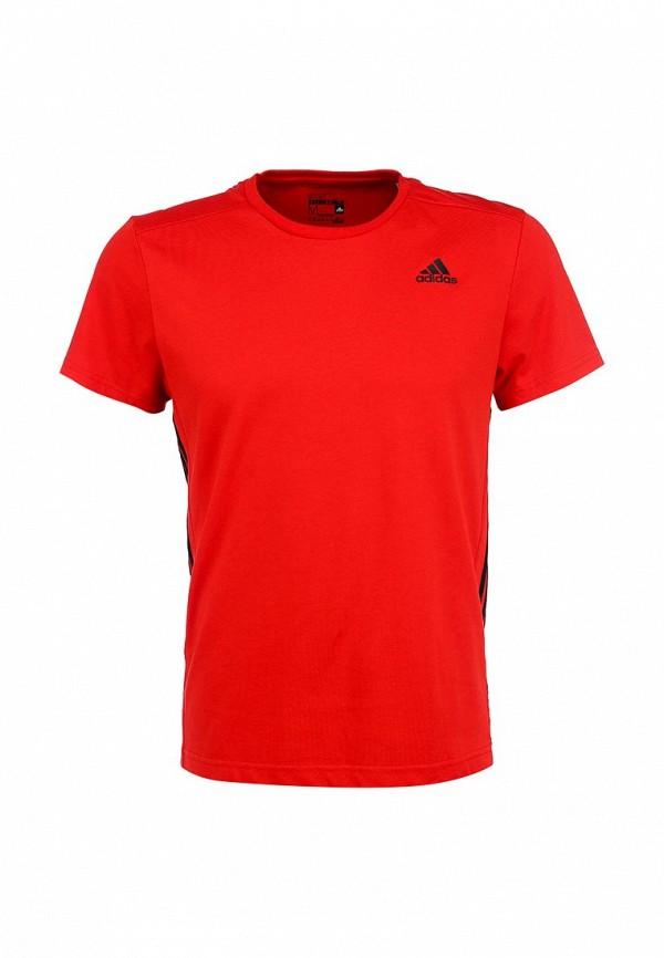 Спортивная футболка Adidas Performance (Адидас Перфоманс) AB6496: изображение 1