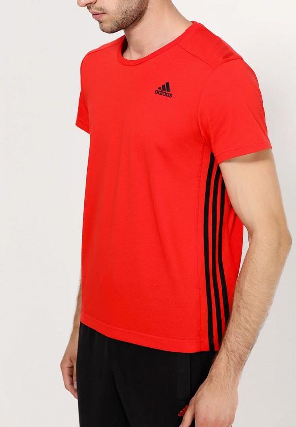 Спортивная футболка Adidas Performance (Адидас Перфоманс) AB6496: изображение 2
