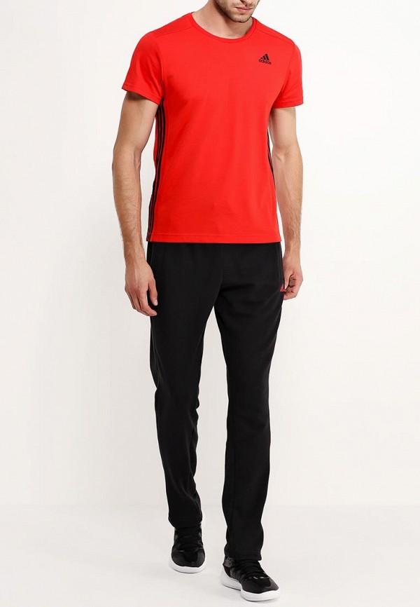 Спортивная футболка Adidas Performance (Адидас Перфоманс) AB6496: изображение 4
