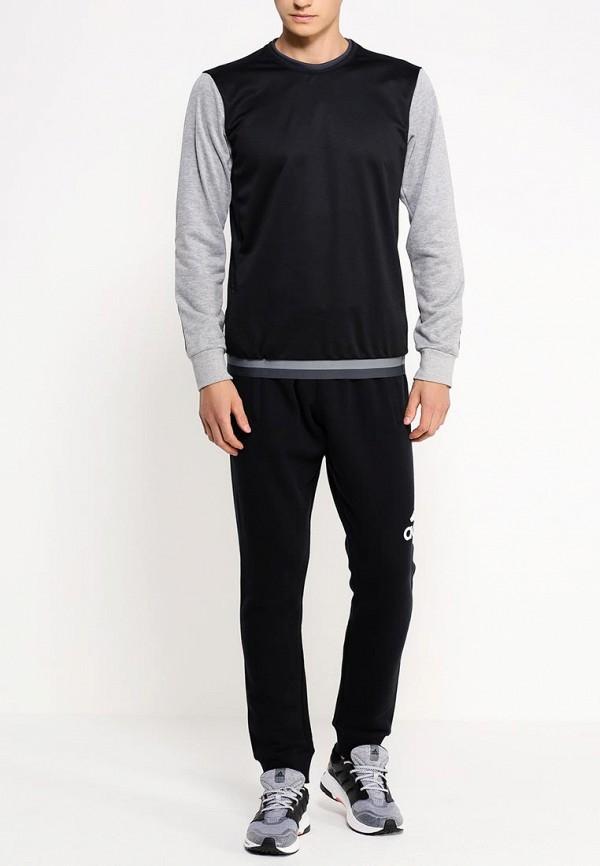 Мужские спортивные брюки Adidas Performance (Адидас Перфоманс) AB6527: изображение 3