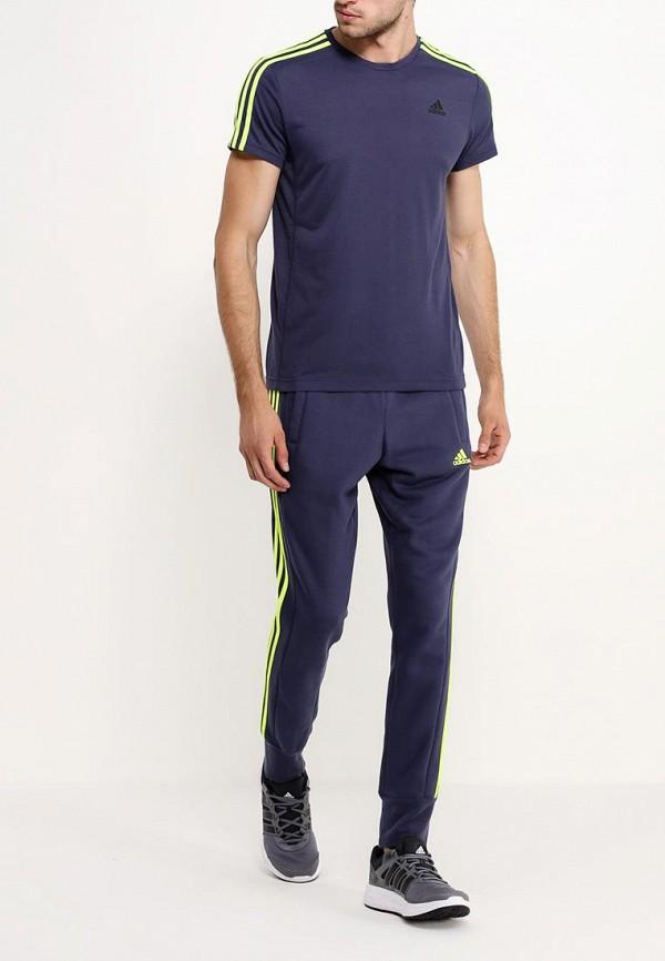 Спортивная футболка Adidas Performance (Адидас Перфоманс) AB6538: изображение 3
