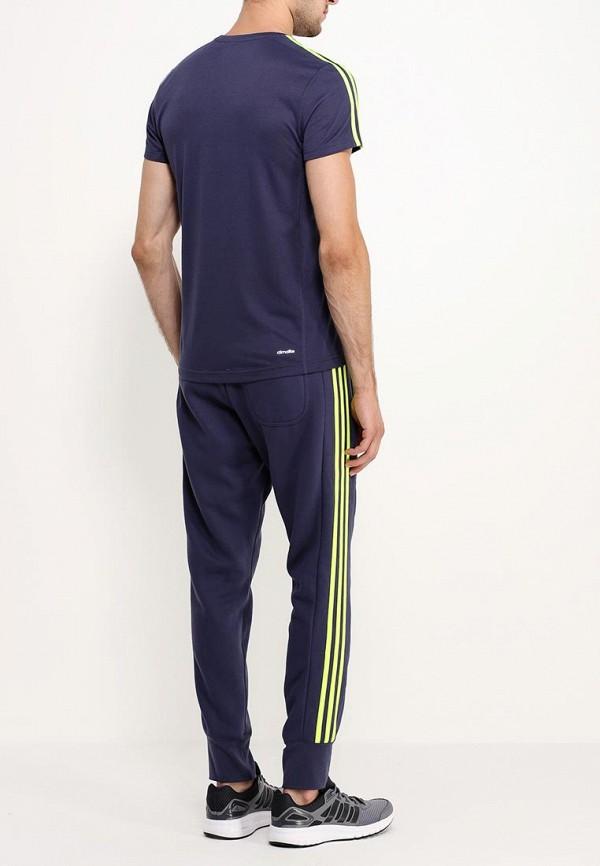 Спортивная футболка Adidas Performance (Адидас Перфоманс) AB6538: изображение 4