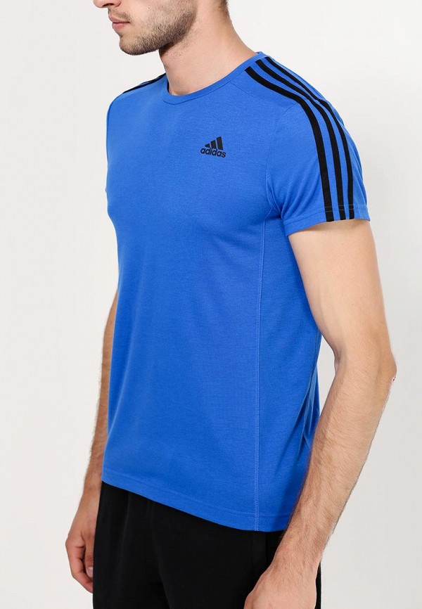 Спортивная футболка Adidas Performance (Адидас Перфоманс) AB6540: изображение 2