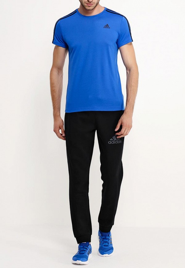 Спортивная футболка Adidas Performance (Адидас Перфоманс) AB6540: изображение 3