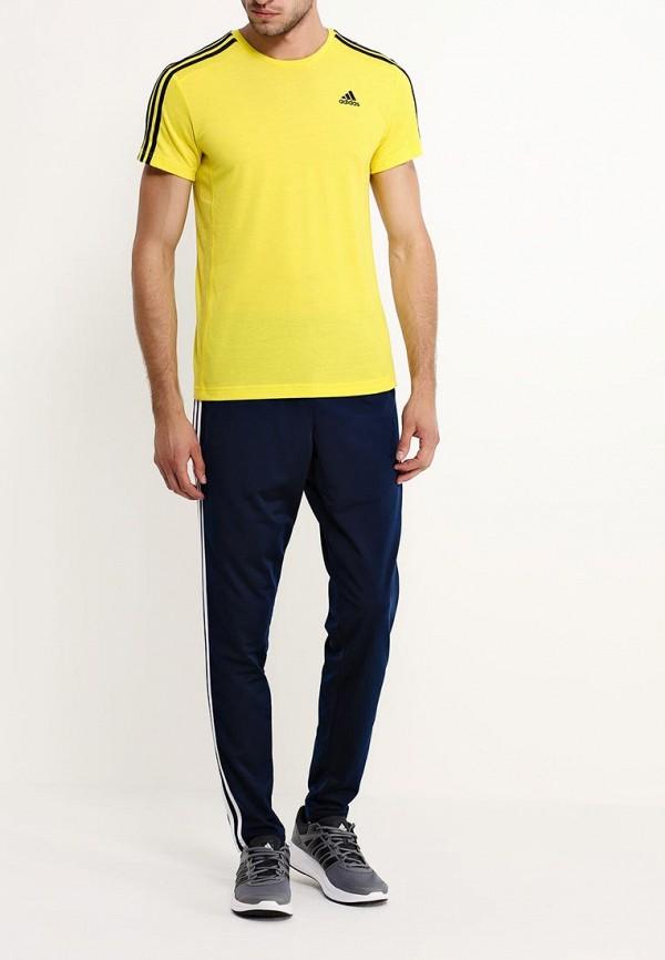 Спортивная футболка Adidas Performance (Адидас Перфоманс) AB6542: изображение 3