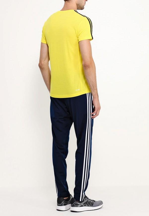 Спортивная футболка Adidas Performance (Адидас Перфоманс) AB6542: изображение 4