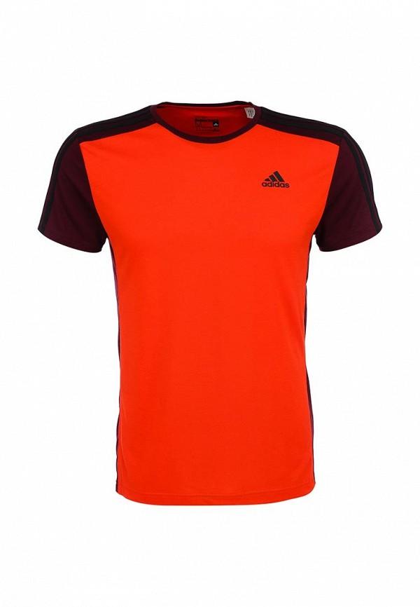 Спортивная футболка Adidas Performance (Адидас Перфоманс) AB6544: изображение 1