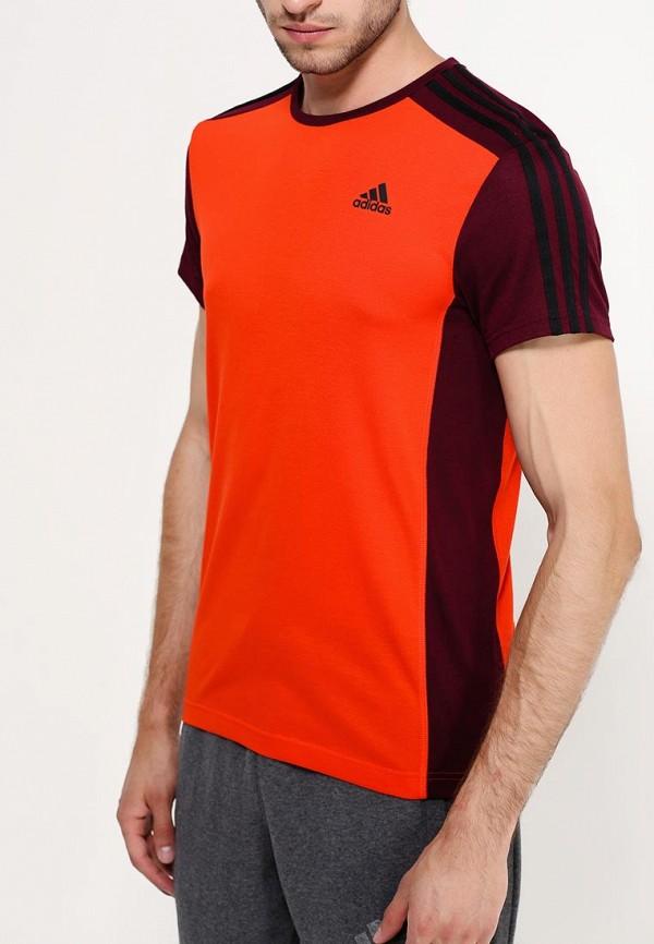 Спортивная футболка Adidas Performance (Адидас Перфоманс) AB6544: изображение 2