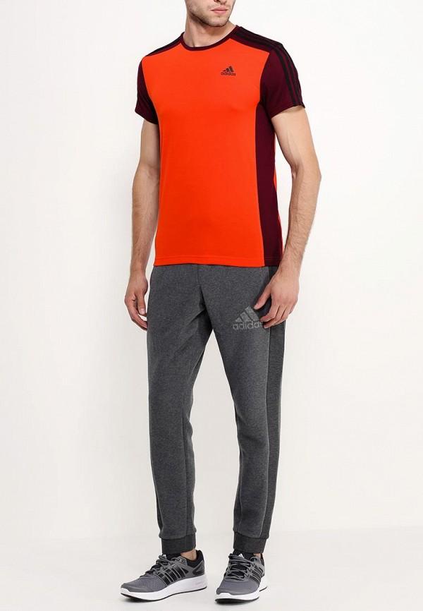 Спортивная футболка Adidas Performance (Адидас Перфоманс) AB6544: изображение 3