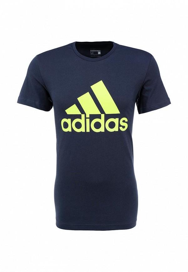 Спортивная футболка Adidas Performance (Адидас Перфоманс) AB6558: изображение 1