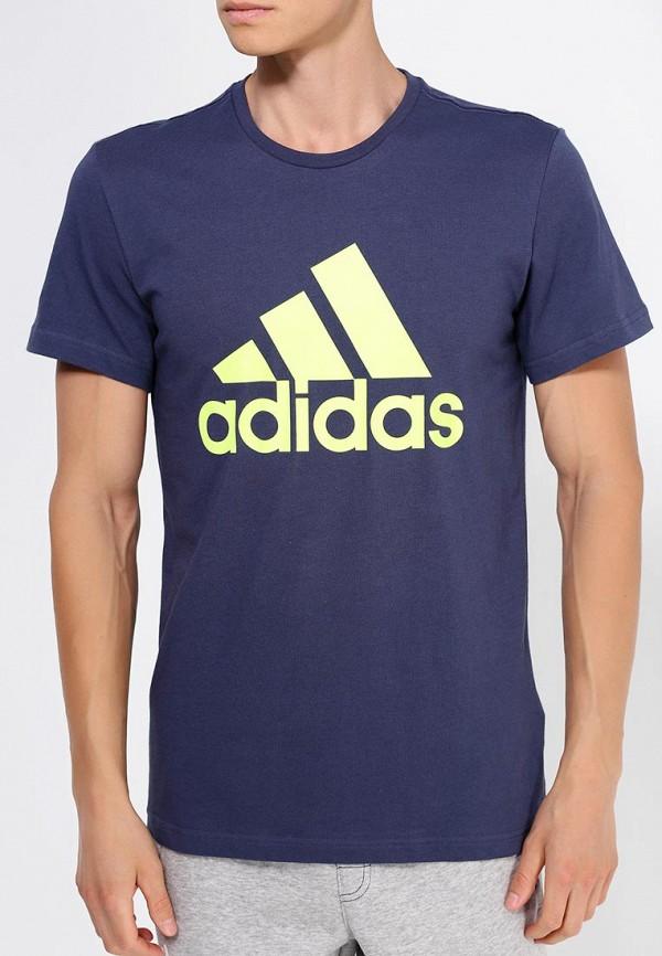 Спортивная футболка Adidas Performance (Адидас Перфоманс) AB6558: изображение 2