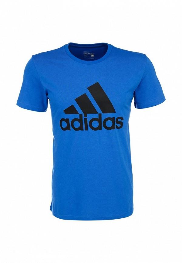 Спортивная футболка Adidas Performance (Адидас Перфоманс) AB6561: изображение 1