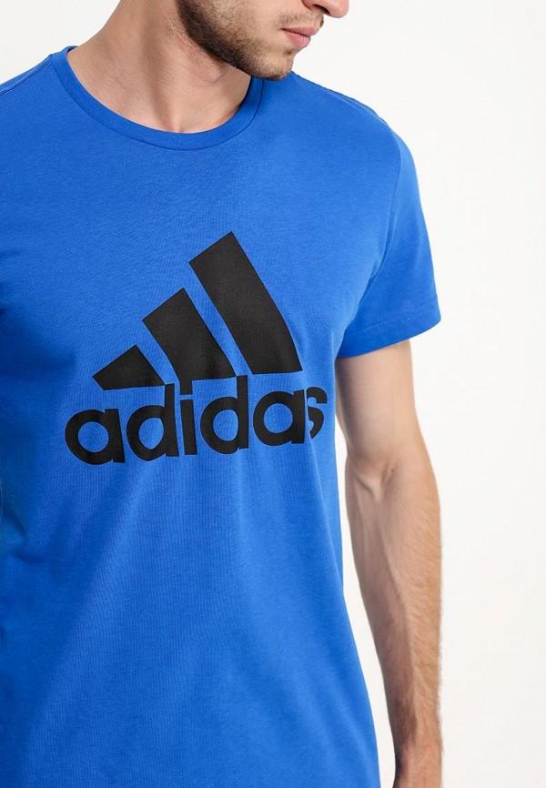 Спортивная футболка Adidas Performance (Адидас Перфоманс) AB6561: изображение 2