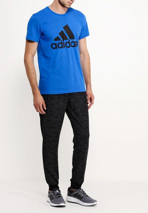 Спортивная футболка Adidas Performance (Адидас Перфоманс) AB6561: изображение 3