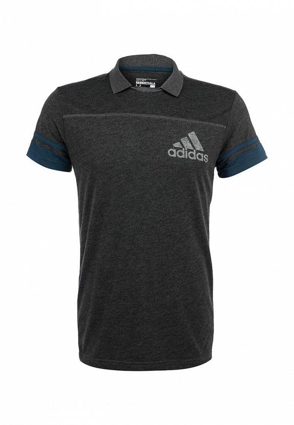 Спортивная футболка Adidas Performance (Адидас Перфоманс) AB6881: изображение 1