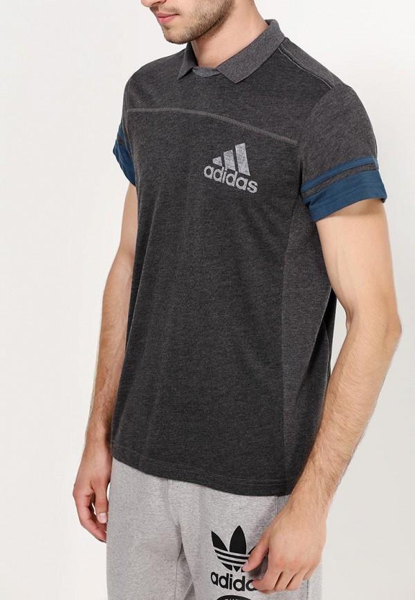 Спортивная футболка Adidas Performance (Адидас Перфоманс) AB6881: изображение 2