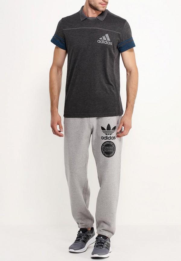 Спортивная футболка Adidas Performance (Адидас Перфоманс) AB6881: изображение 3