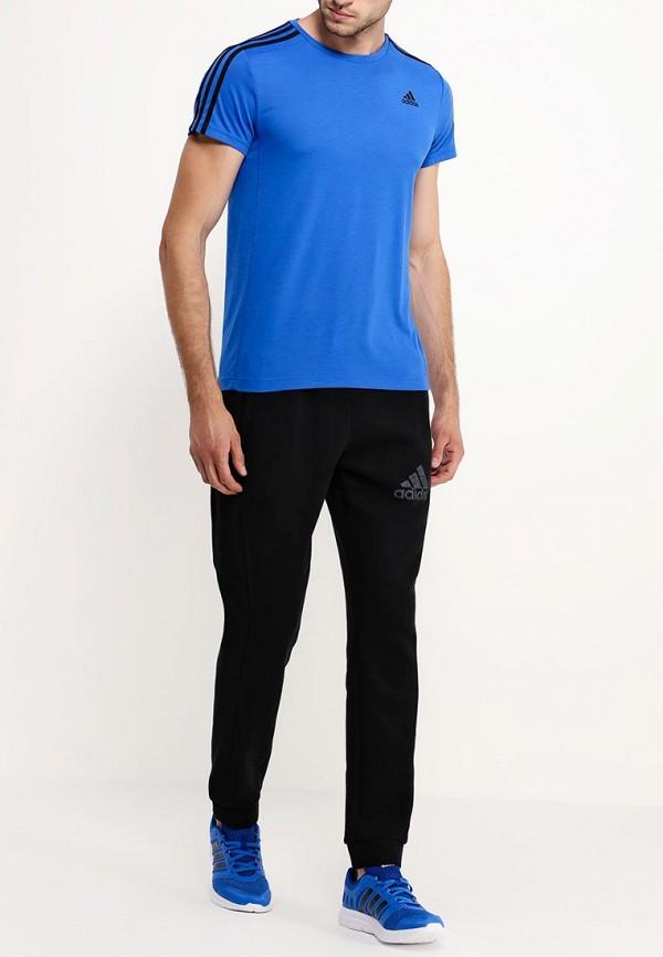 Мужские спортивные брюки Adidas Performance (Адидас Перфоманс) AB6882: изображение 3