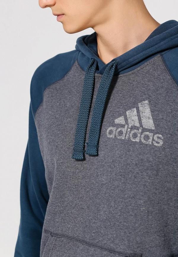 Мужские худи Adidas Performance (Адидас Перфоманс) AB6893: изображение 2