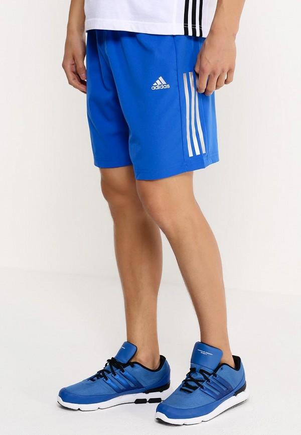 Мужские спортивные шорты Adidas Performance (Адидас Перфоманс) AB7115: изображение 2