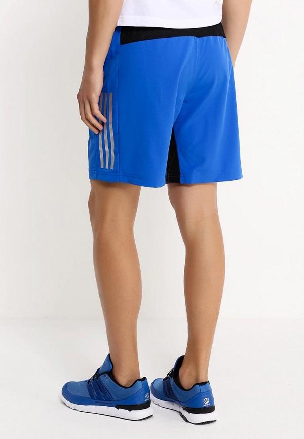 Мужские спортивные шорты Adidas Performance (Адидас Перфоманс) AB7115: изображение 4