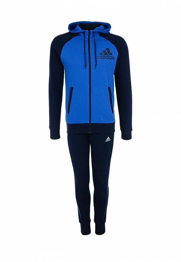 Спортивный костюм Adidas Performance (Адидас Перфоманс) AB7440: изображение 1