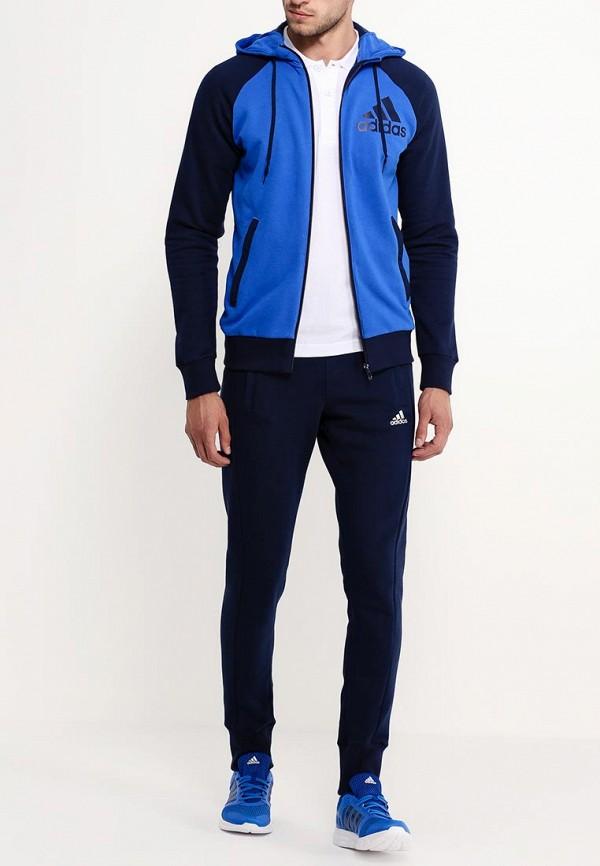 Спортивный костюм Adidas Performance (Адидас Перфоманс) AB7440: изображение 3